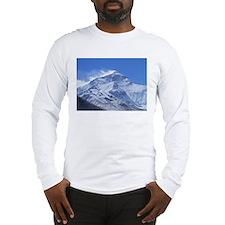 Mount Everest Long Sleeve T-Shirt