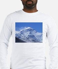 Mount Everest Long Sleeve T-Shirt