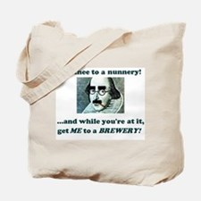 Grouchspeare Tote Bag
