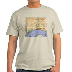 French Quarter Map T-Shirt