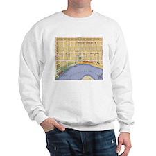 French Quarter Map Sweatshirt