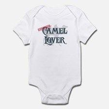Camel Lover Infant Bodysuit