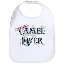 Camel Lover Bib