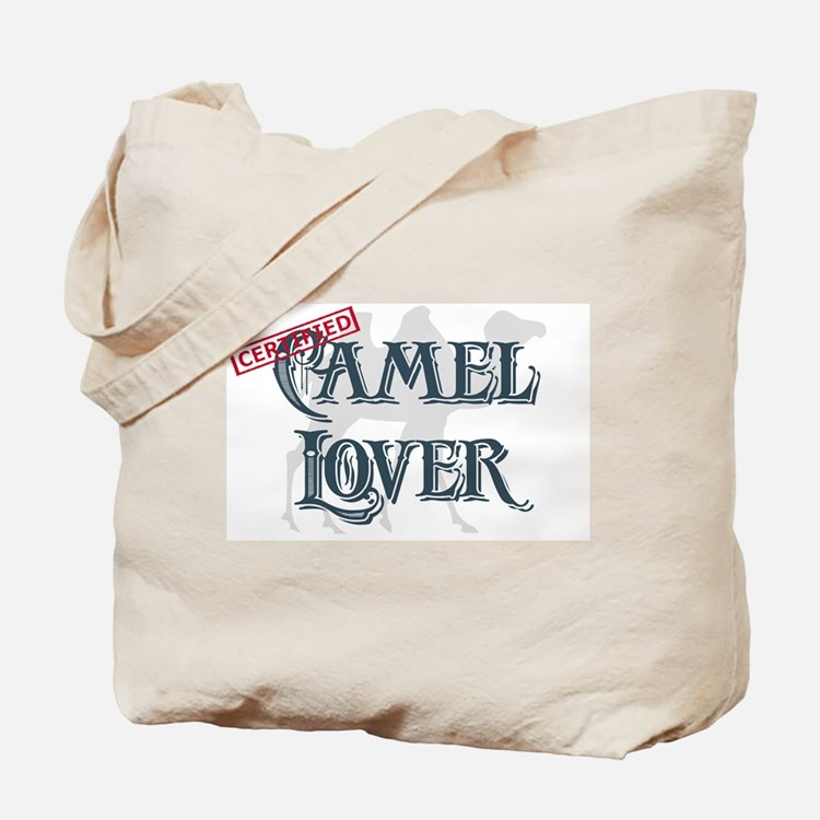 Camel Lover Tote Bag