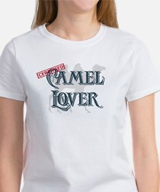 Camel Lover Women's T-Shirt