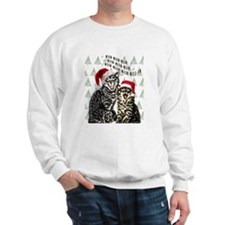Jingle cats Sweatshirt