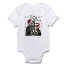 Jingle cats Infant Bodysuit