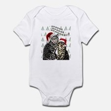 Jingle cats Infant Bodysuit
