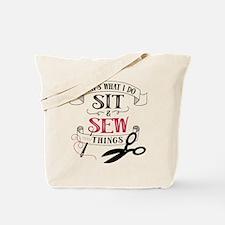 Sew Things Tote Bag