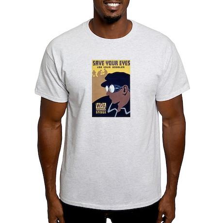Use Goggles Light T-Shirt