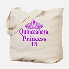 Funny Quinceanera Tote Bag
