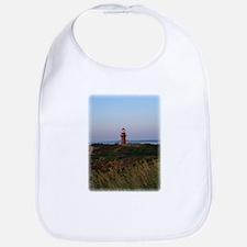 Sunset Lighthouse Bib