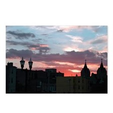 Atlantic City Sunset Postcards (Package of 8)