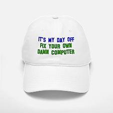 Won't Fix Computer Baseball Baseball Cap
