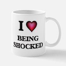 I Love Being Shocked Mugs