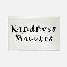 KINDNESS MATTERS Rectangle Magnet