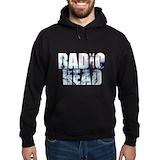 Radiohead Hoodie (dark)