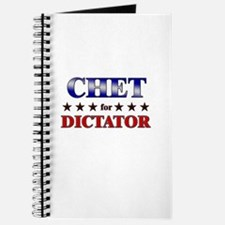 CHET for dictator Journal