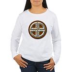Shield Knot 1 Women's Long Sleeve T-Shirt