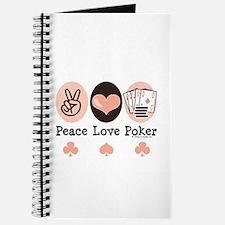 Peace Love Poker Journal