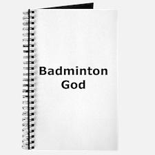 Badminton God Journal