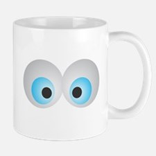 Goofy Eyes Mugs