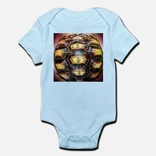 10th Pattern; Turtle Highlights Body Suit