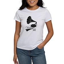 Vintage Jazz Gramophone - Tee