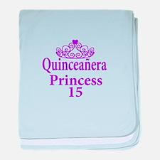 Cool Quinceanera baby blanket