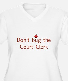Court Clerk T-Shirt