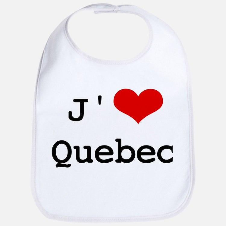 J' [heart] Quebec Bib