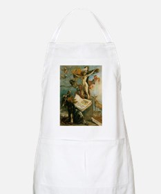 Félicien Rops The Temptation of Saint Anthony BBQ