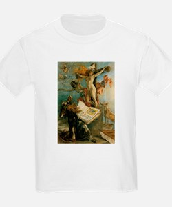 Félicien Rops The Temptation of Saint Anthony T-Shirt