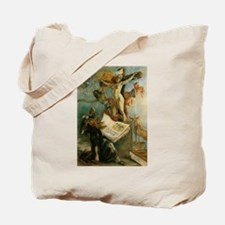Félicien Rops The Temptation of Saint Anthony Tote