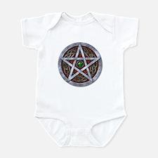 3-D Pentacle Infant Bodysuit