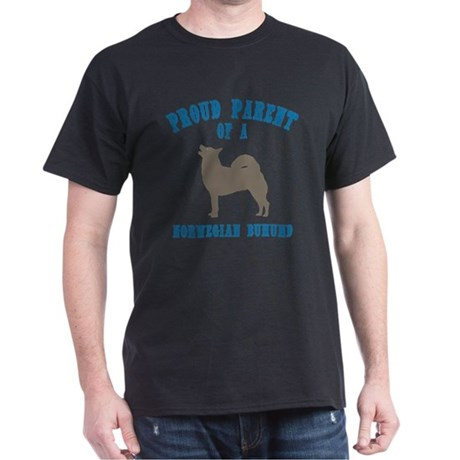 Norwegian Buhund Dark T-Shirt