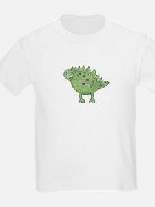 Unique Barney dinosaur T-Shirt