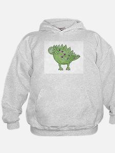 Cute Barney the dinosaur Hoodie
