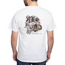hri rainbow logo T-Shirt