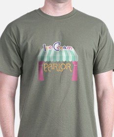 Ice Cream Parlor T-Shirt
