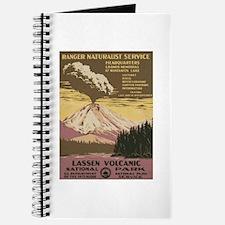 Mt. Lassen N.P. Journal