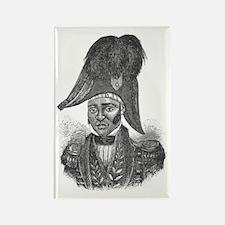 Emperor Jacques I of Haiti Rectangle Magnet