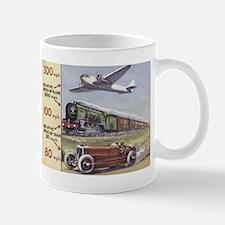 Plane, Train, Automobile Mug