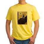 Whistler's / Min Pin Yellow T-Shirt