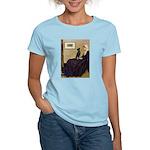 Whistler's / Min Pin Women's Light T-Shirt