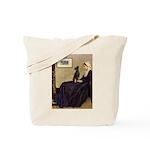 Whistler's / Min Pin Tote Bag
