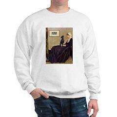 Whistler's / Min Pin Sweatshirt