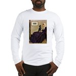 Whistler's / Min Pin Long Sleeve T-Shirt
