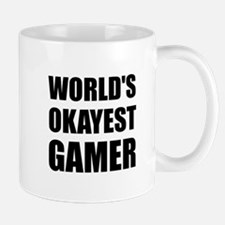 World's Okayest Gamer Mugs