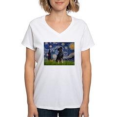 Starry / Min Pinscher Shirt